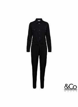 &Co Jumpsuit Pam black