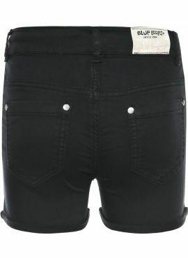 Blue effect high waist short