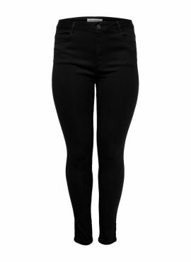 Carmakoma Skinny Jeans Augusta HW black