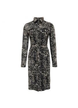 Elvira Jaquard Dress Lia