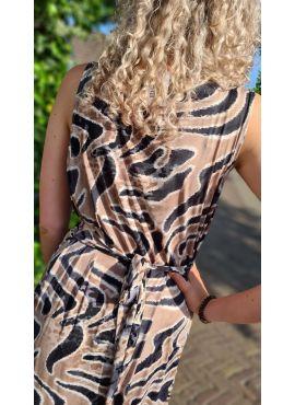 Long Dress Zebra