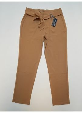 Street One Trouser Paperbag easy camel
