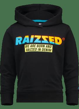Raizzed Hoodie Newark deep black