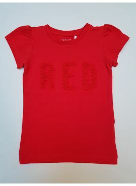 Name it T-Shrt Dalona red