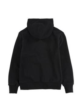 Levi hoodie zwart