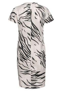 &Co Dress Lilly zebra