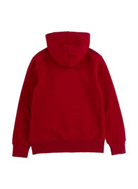 Levi hoodie rood