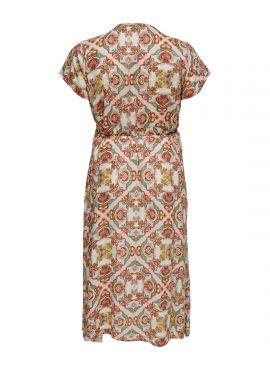 Carmakoma dress Des