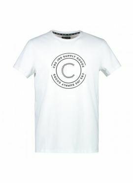 Cars T-Shirt Clifton white