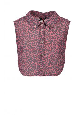 NoBell Collar Coby wine red